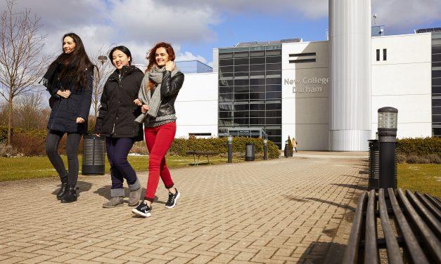 Virtual Recruitment Event at New College Durham
