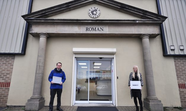 Roman at Home Support St. Teresa's Hospice
