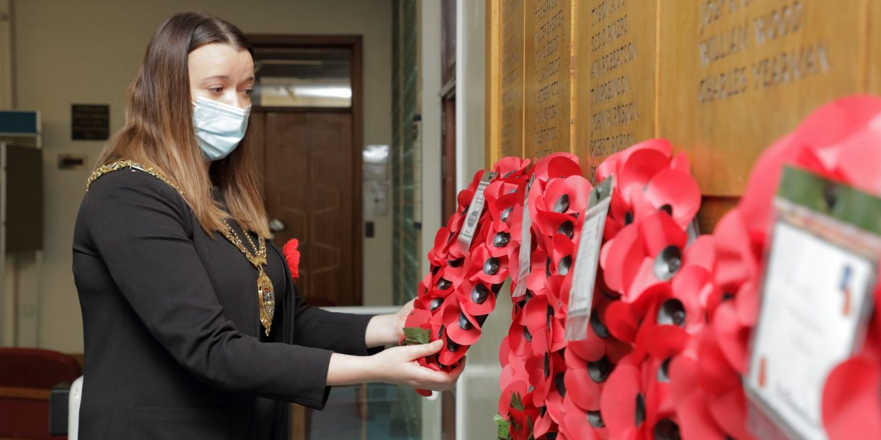 Virtual Remembrance Day events help keep communities safe
