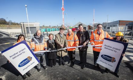 £3m County Durham recycling centre wins national excellence award