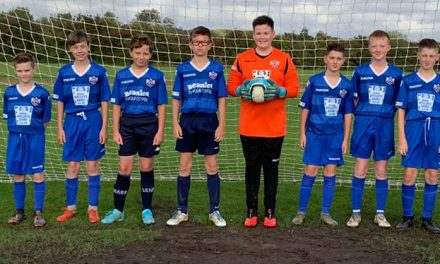 Aycliffe Juniors Football Weekly Round Up