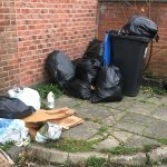 Fly Tipping Will Attract Vermin Around Shops
