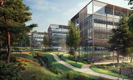 Major Milestone for Multi-Million-Pound Business Park