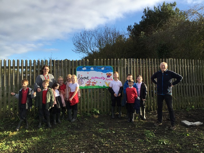Sowing the Seeds for Young Gardeners