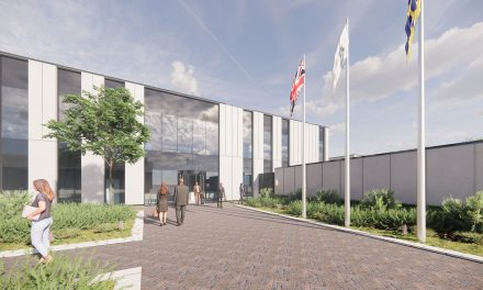 Planning Application for New Custody & Investigation Suite