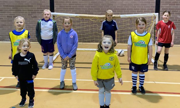 Aycliffe Youth Football Club Update