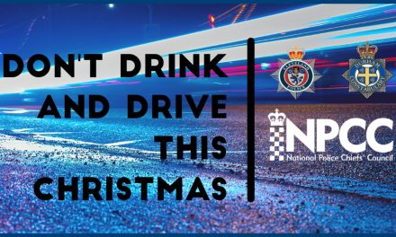 Don't Drink And Drive This Christmas