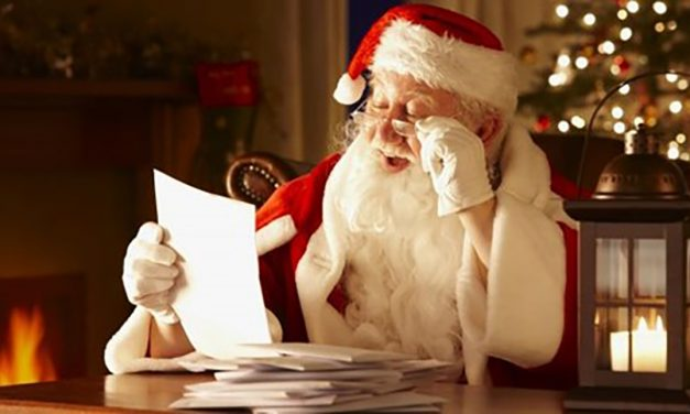 Christmas Letters to Santa
