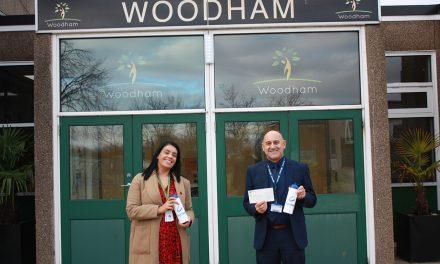 Gestamp Donation to Woodham Academy