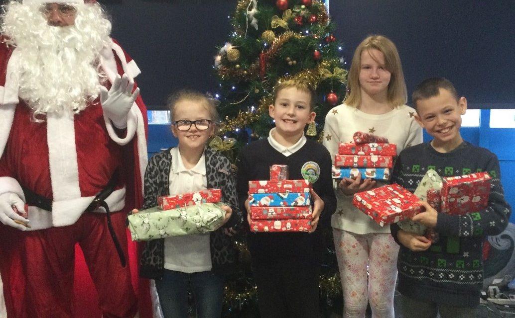 Toy Run Donate to Walworth School