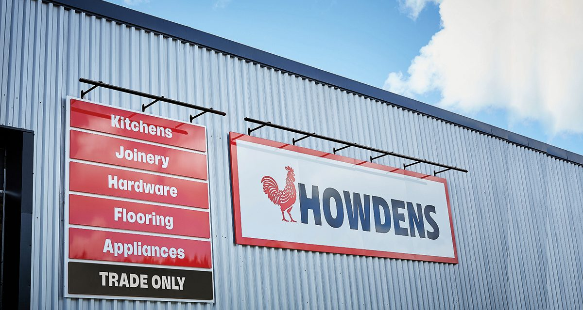 Howdens New Depot Opens on Aycliffe Business Park