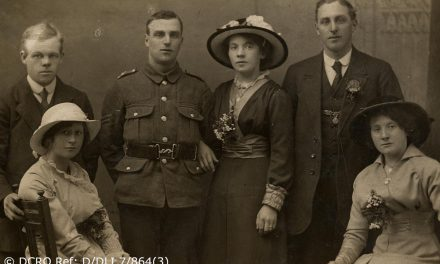History Talk Helps Shine Light on Soldiers of the Past