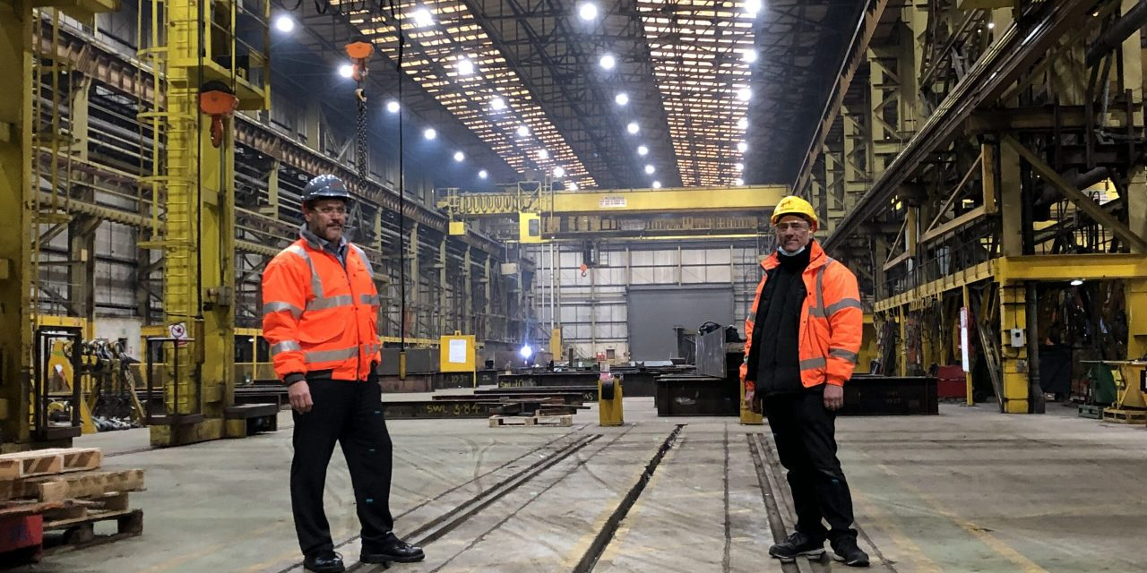 A Brighter Future for Local Company, LED Supply & Fit
