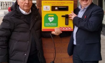 Update on Newton Aycliffe Defibrillators Units
