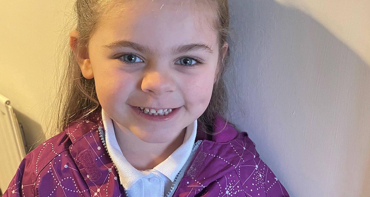 Five Year Old Raising Funds to Help Homeless