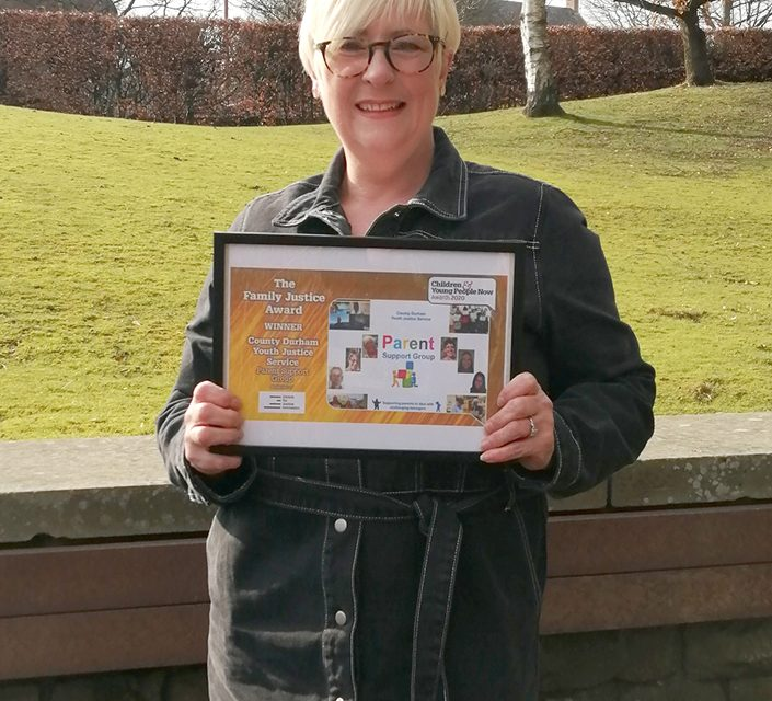 Award Success for Children's Services