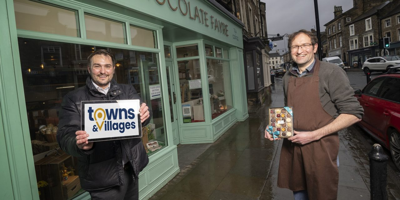 Free public wi-fi set to boost Barnard Castle