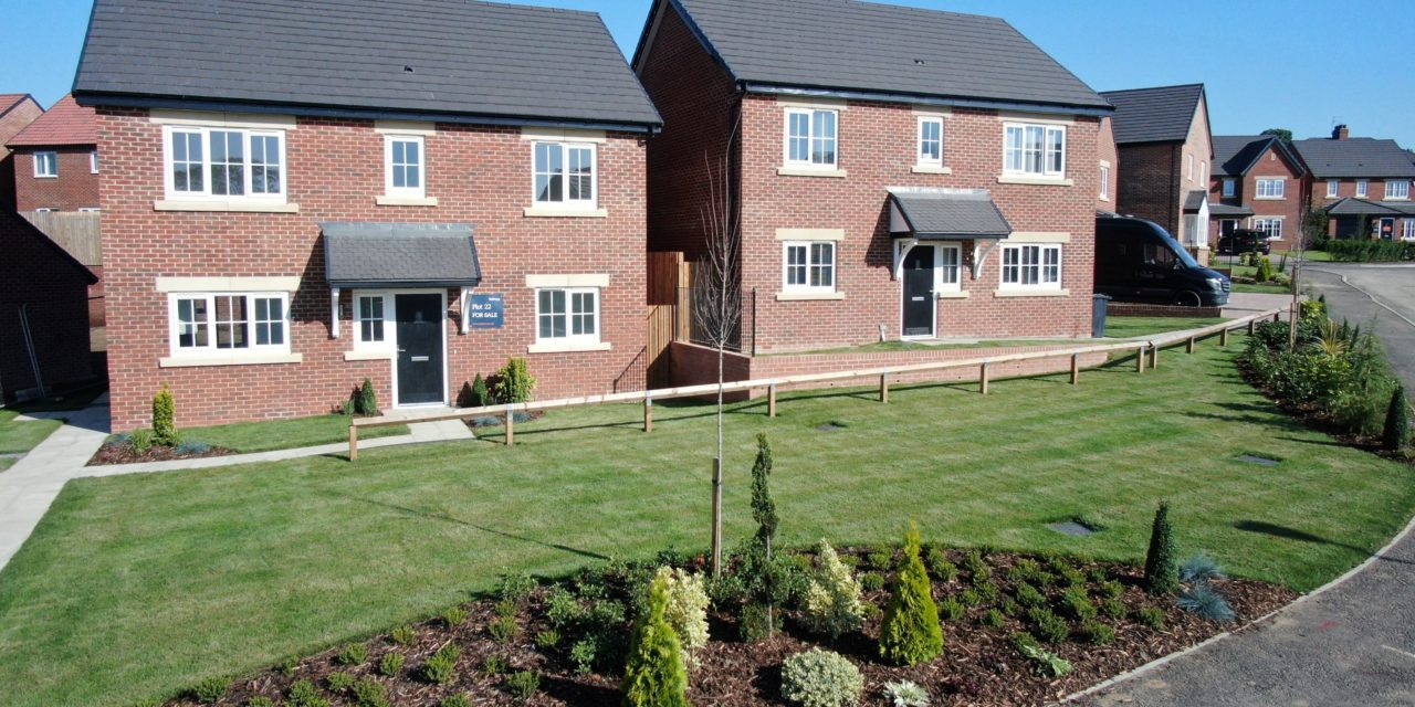 Heighington Development to be Completed this Summer
