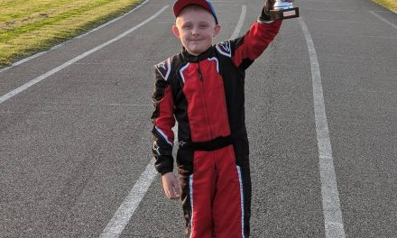 9 Year Old Taking on New Class of Racing – Micromax
