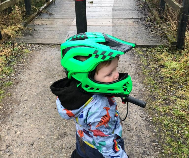 Young Rider Encourages Others to go Outdoors