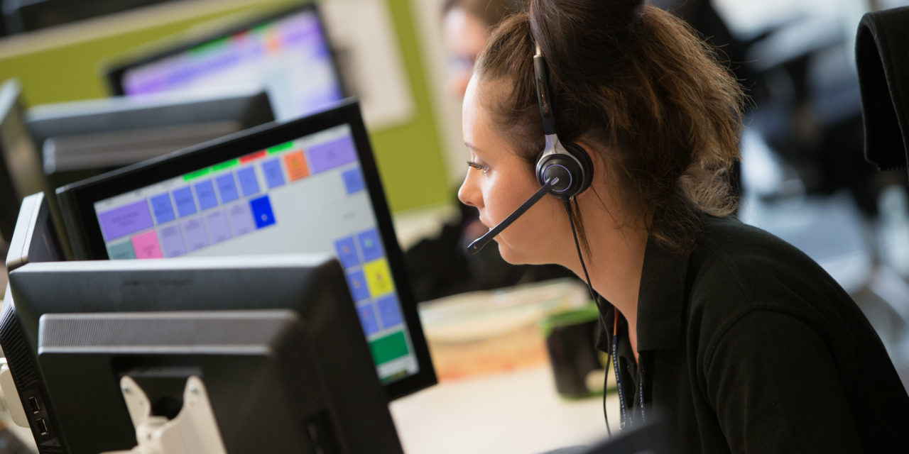 Two dedicated call handlers have been shortlisted for a prestigious award.
