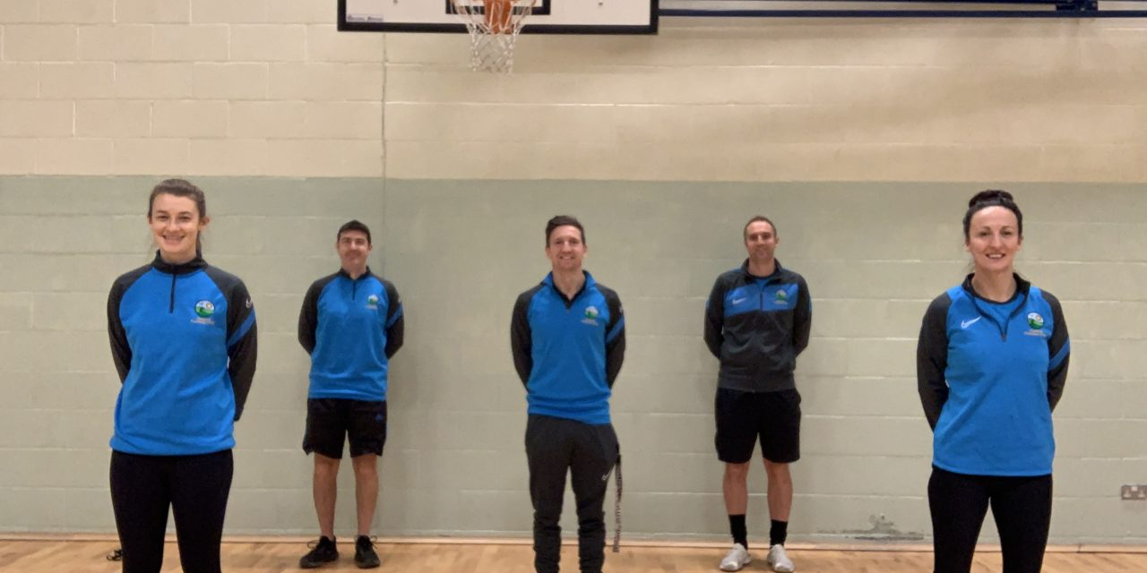Greenfield PE Dept. Gain Quality Mark with Distinction