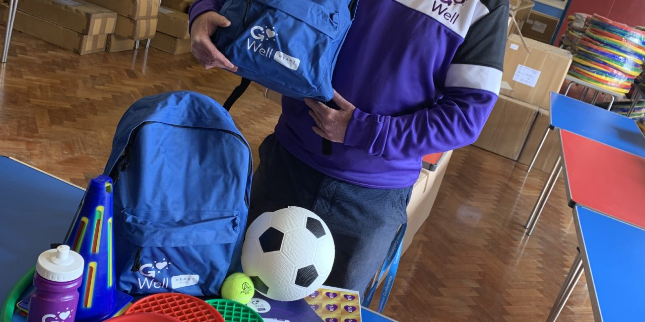 1,300 children across South Durham join physical activity research project!