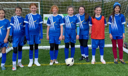 Aycliffe Youth Football Return to Action