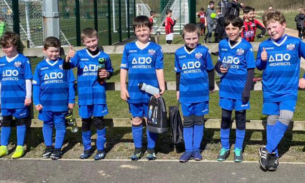 N.A.F.C. Juniors Football Roundup