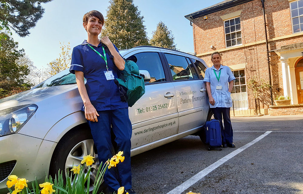 Building Society Supports Local Hospice