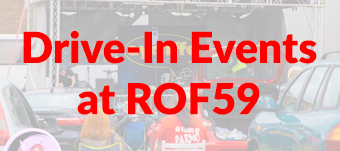 Drive-In Summer Events Return to ROF59