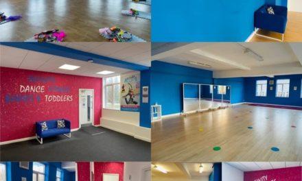 New Studios for Infinity Dance Company