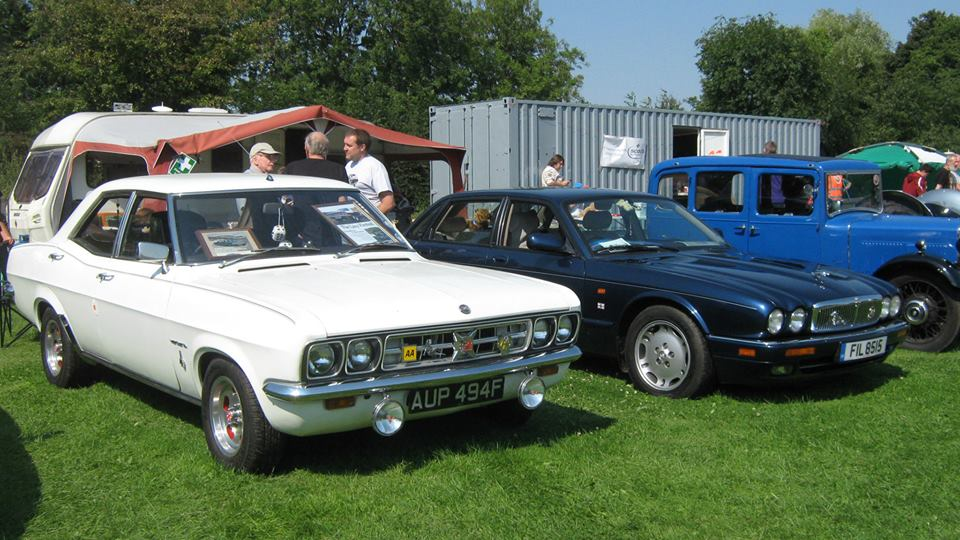 Annual Car Rally