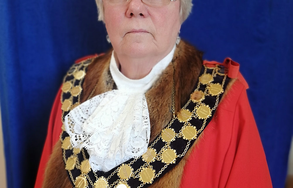 Cllr Sandra Haigh Elected as the Mayor of Great Aycliffe