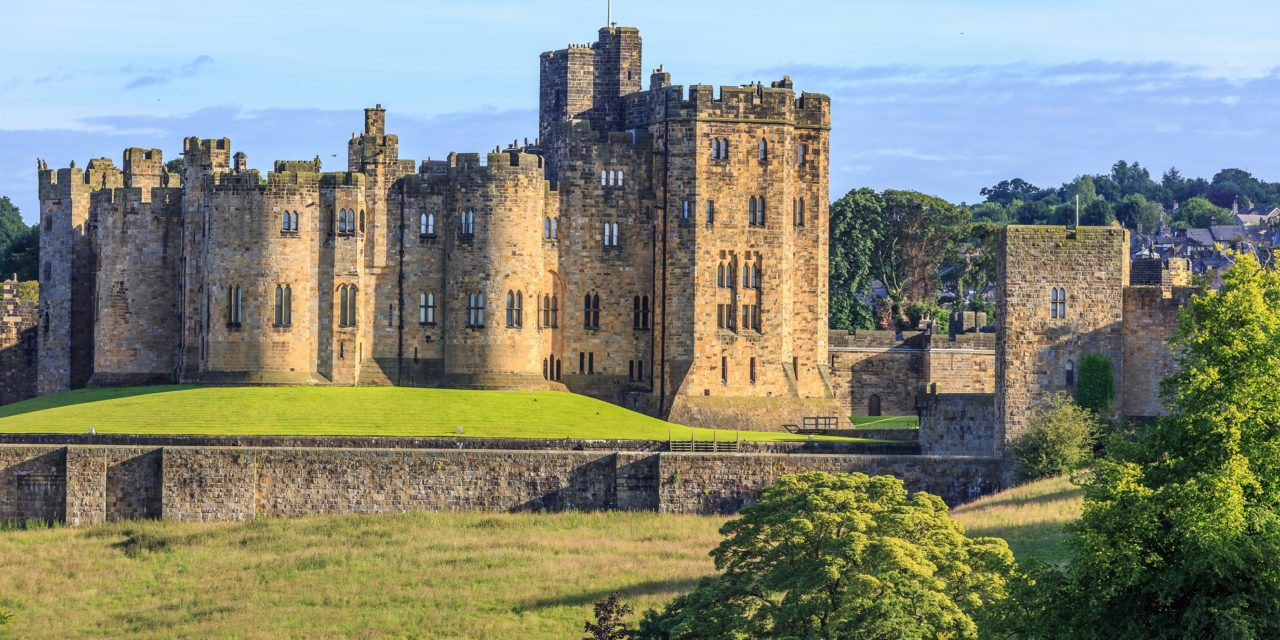 NORTHUMBERLAND STAYCATIONS ON THE RISE