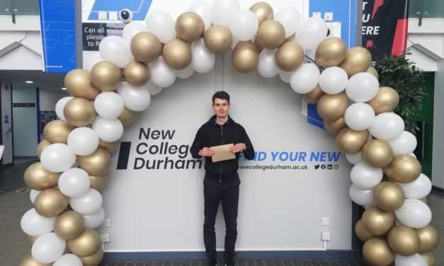 New College Durham A-Level and Vocational Students Celebrate Exam Success After Challenging Year