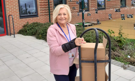 Rotary Newton Aycliffe Distribute Dictionaries 4 Life