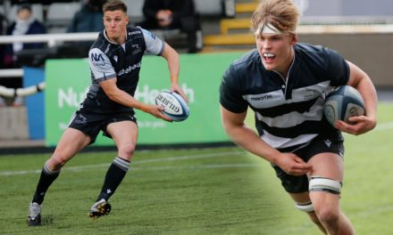 Roman reveal Newcastle Falcons Player Sponsorship
