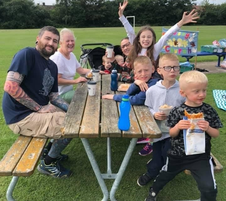 Messy Church is Back
