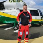 The Great North Air Ambulance Service (GNAAS) is celebrating