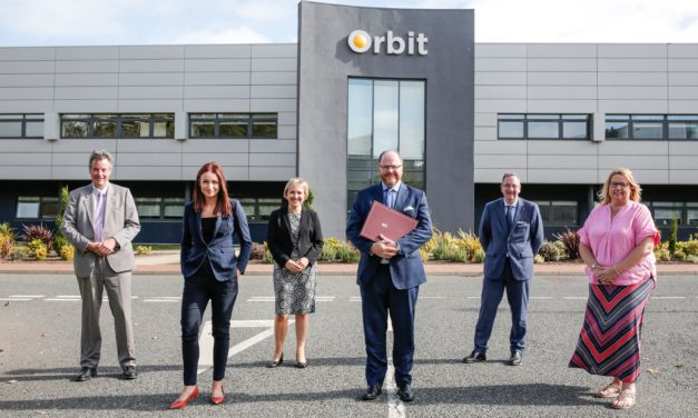 Minister visits science and technology park set for £50m investment