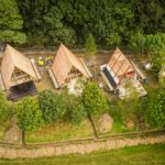 WORK UNDERWAY AT RAMSIDE HALL HOTEL'S FIVE NEW TREEHOUSES…