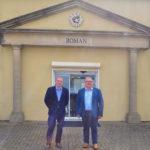 MP Visit to Roman