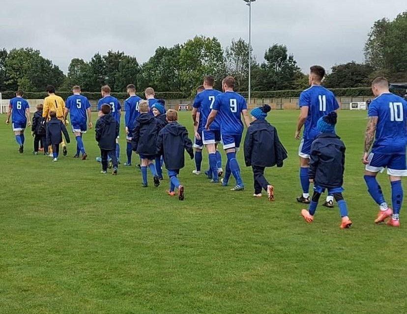 Newton Aycliffe Football Club Junior Section