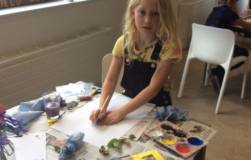 Free Half Term Holiday Activity at Greenfield Arts