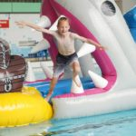 Free half-term swimming sessions in County Durham