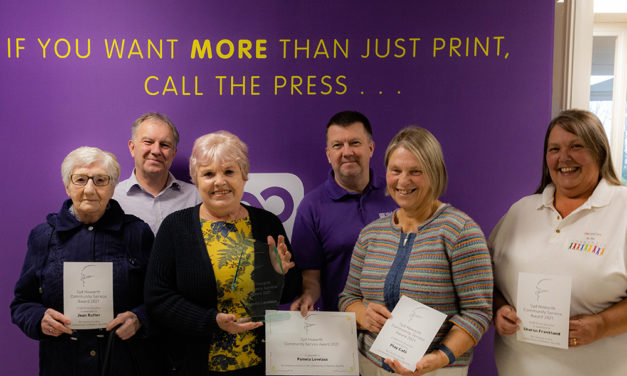 Syd Howarth Community Service Award 2021
